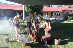 Naidoc Day at School 051