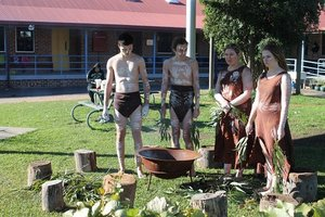Naidoc Day at School 007