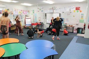 Naidoc Day at School 080