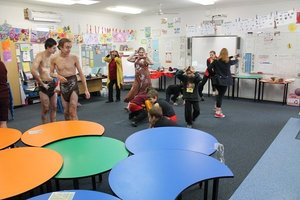 Naidoc Day at School 078